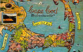 sub014153 - Cape Cod Massachusetts  USA Postcard