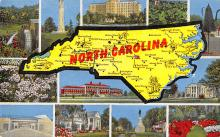 sub014161 - North Carolina USA Postcard