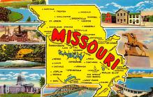 sub014181 - Missouri USA Postcard