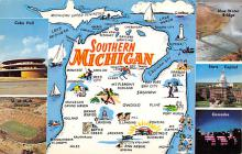 sub014221 - Southern Michigan USA Postcard