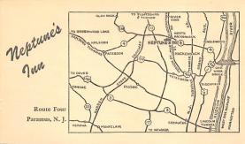 sub014281 - Neptune's Inn, New Jersey, USA  Postcard