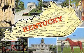 sub014309 - Kentucky, USA USA Postcard