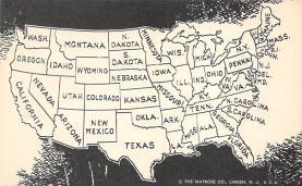 sub014545 - The United States  Postcard
