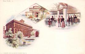 sub014575 - New York New York, USA Postcard