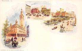 sub014577 - New York New York, USA Postcard