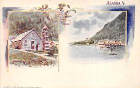 sub014591 - Alaska Juneau, Alaska,  USA Postcard