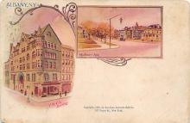 sub014627 - Albany New York, USA Postcard