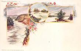 sub014631 - Niagara Falls, Summer New York, USA Postcard