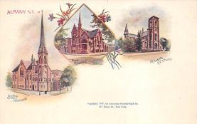 sub014635 - Albany New York, USA Postcard