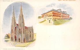 sub014637 - New York New York, USA Postcard