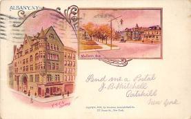 sub014651 - Albany New York, USA Postcard