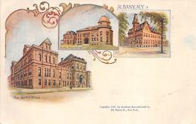 sub014655 - Albany New York, USA Postcard