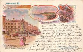 sub014667 - Milwaukee 10 Milwaukee, WS., USA Postcard