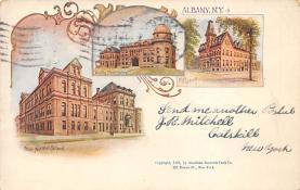 sub014671 - Albany New York, USA Postcard