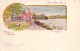 sub014675 - Staten Island 12 New York, USA Postcard