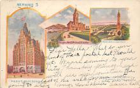 sub014683 - Milwaukee 5 Milwaukee, WS., USA Postcard