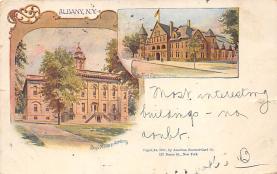 sub014685 - Albany New York, USA Postcard