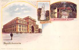 sub014689 - Drexel Institute Philadelphia, PA, USA Postcard