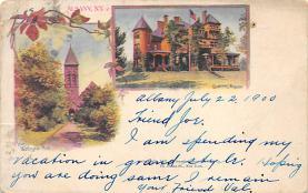 sub014693 - Albany  New York, USA Postcard