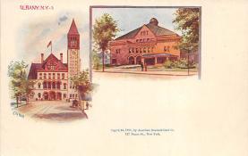 sub014697 - Albany   New York, USA Postcard