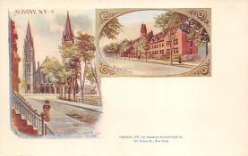 sub014699 - Albany New York, USA Postcard