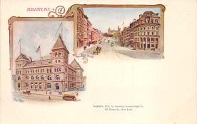 sub014701 - Albany  New York, USA Postcard