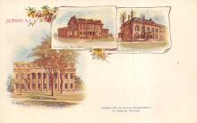 sub014703 - Albany New York, USA Postcard