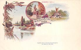 sub014705 - Albany New York, USA Postcard