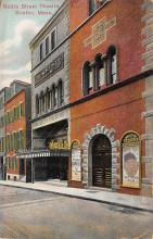 sub014713 - Hollis Street Theatre Boston, Mass., USA Postcard