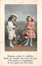 sub014721 - Children playing instruments  Postcard
