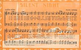 sub014749 - Silent Night  Postcard