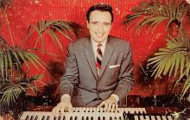 sub014761 - Larry Ferrari, Radio, Television, & RCA Recordinbg Artist  Postcard