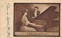 sub014765 - Enraptured  Postcard