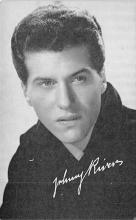 sub014813 - Johnny Rivers  Postcard