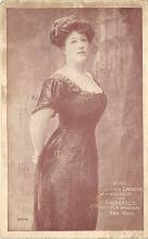 sub014851 - Miss Elizabeth Spencer Churchills, NY, USA Postcard