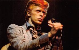 sub014855 - David Bowie  Postcard