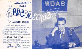 sub014863 - Rub N Scrub  Postcard