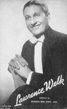 sub014891 - Lawrence Welk  Postcard