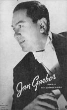 sub014897 - Jan Garber  Postcard