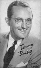 sub014899 - Tommy Dorsey  Postcard