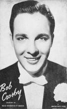 sub014913 - Bob Crosby  Postcard