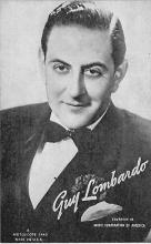 sub014919 - Guy Lombardo  Postcard