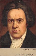 sub014947 - Ludwig van Beethoven  Postcard