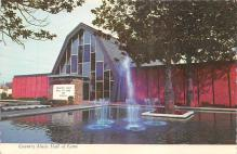 sub014959 - Country Music Hall of Fame  Postcard
