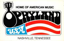sub014975 - Opryland Nashville, TN, USA Postcard
