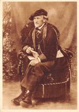 sub014987 - Richard Wagner-Museum  Postcard