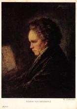 sub014993 - Ludwig van Beethoven  Postcard