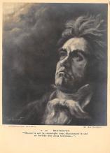sub015003 - Beethoven  Postcard