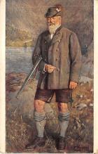 sub015091 - Prince of Germany   Postcard