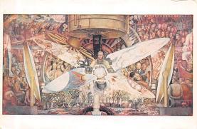 sub015215 - Gran Mural Por non postcard backing Postcard